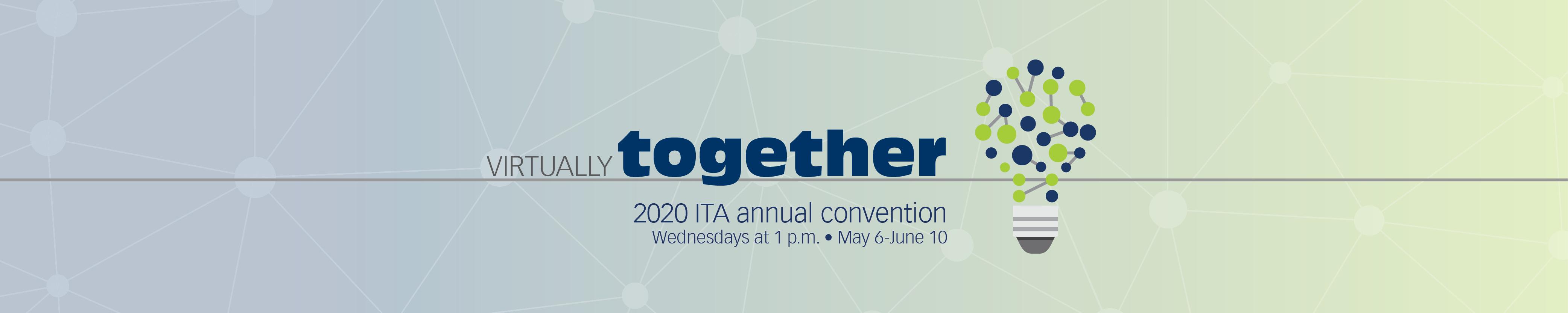 2020 ITA Virtual Conference Banner
